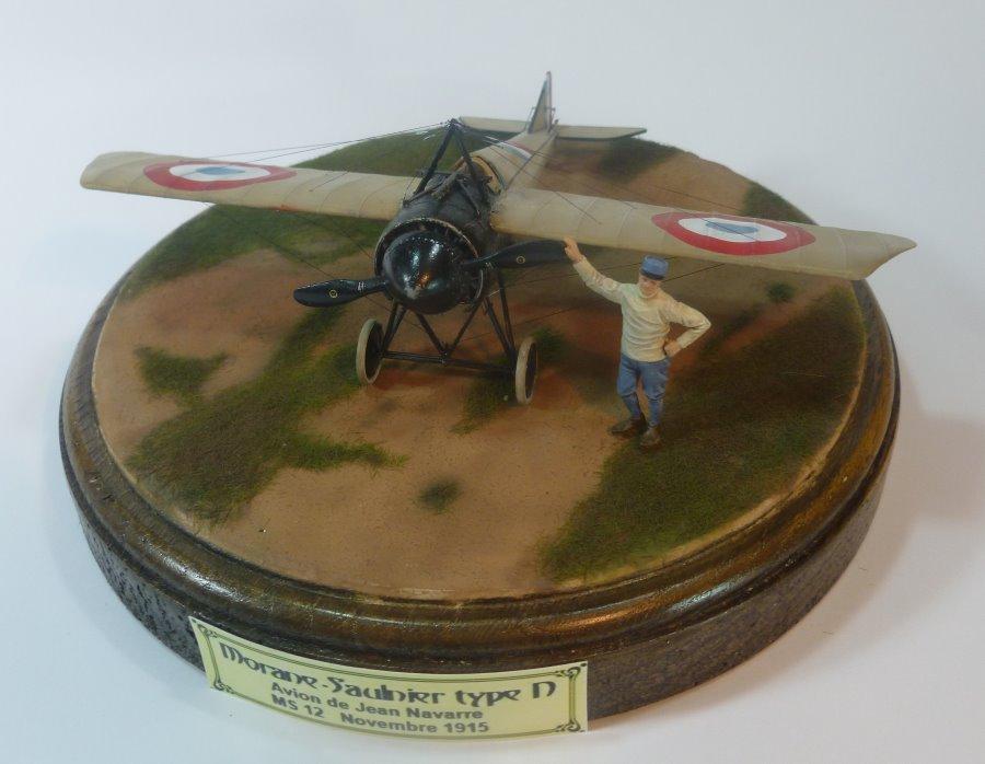 1/48 Morane Saulnier type N: Jean Navarre novembre 1915 13032402054314768311004753