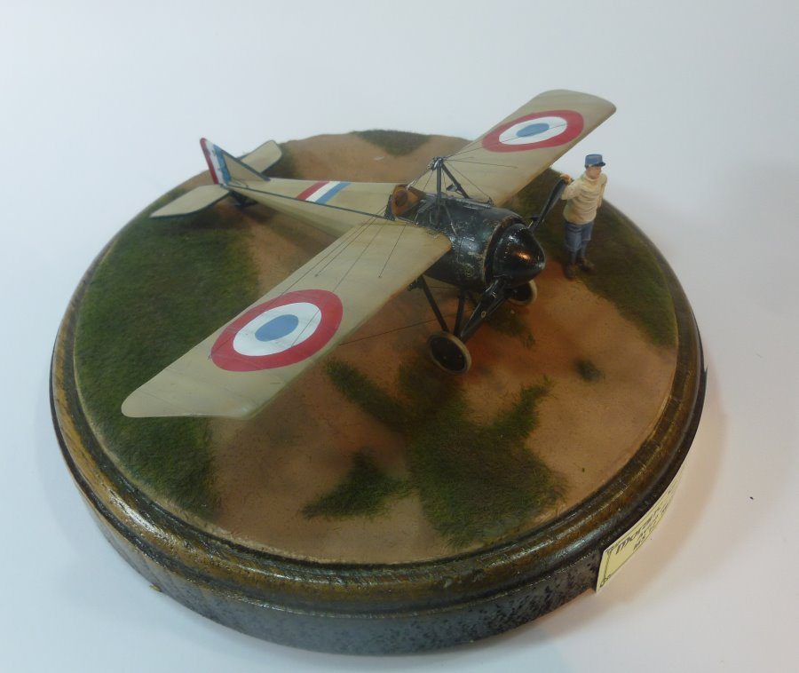 1/48 Morane Saulnier type N: Jean Navarre novembre 1915 13032402054314768311004755