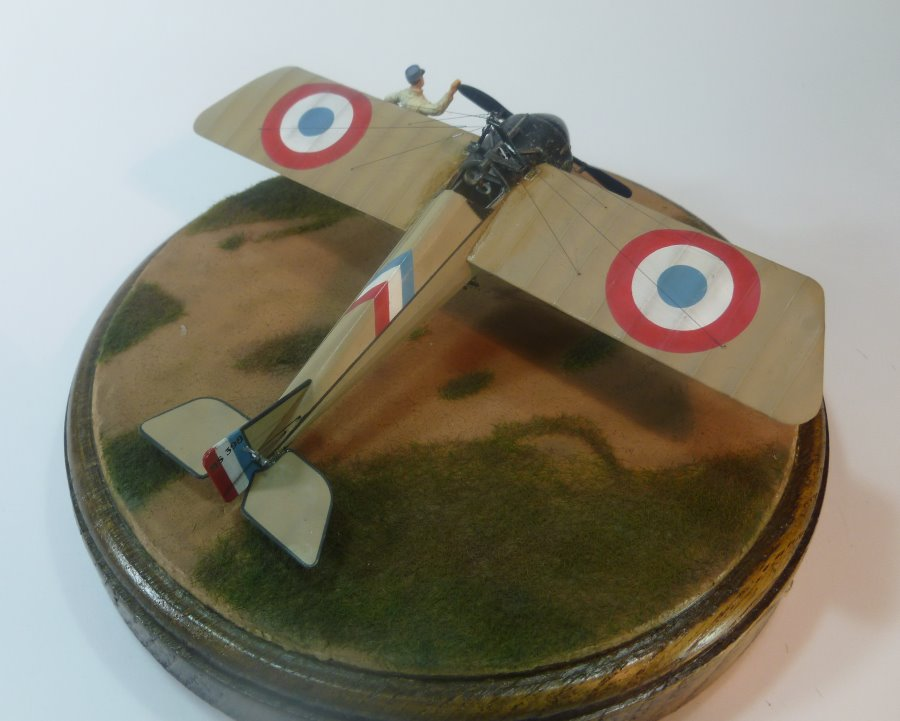 1/48 Morane Saulnier type N: Jean Navarre novembre 1915 13032402054314768311004756