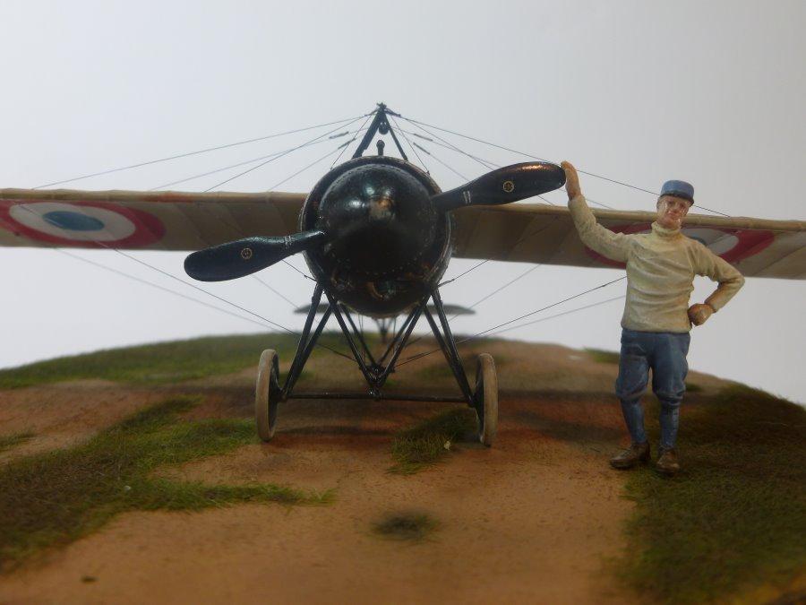 1/48 Morane Saulnier type N: Jean Navarre novembre 1915 13032402054414768311004761