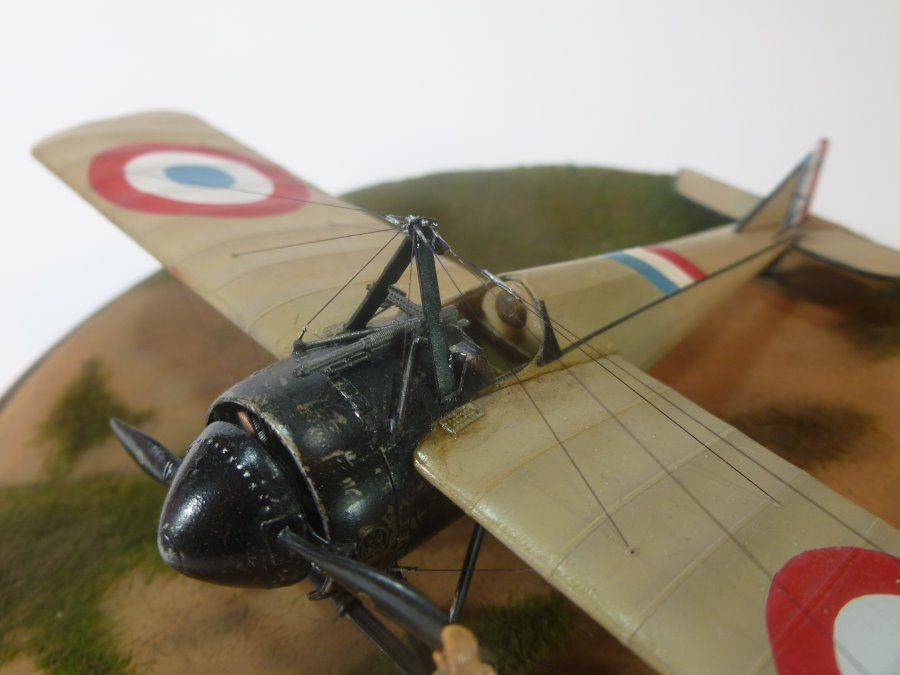 1/48 Morane Saulnier type N: Jean Navarre novembre 1915 13032402054414768311004762