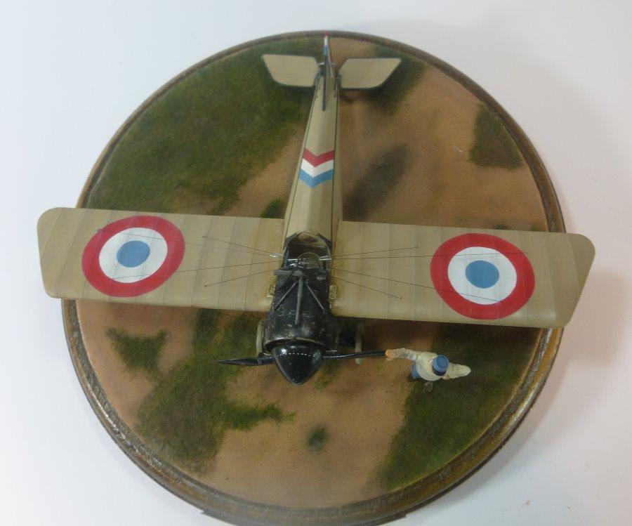 1/48 Morane Saulnier type N: Jean Navarre novembre 1915 13032402054414768311004765