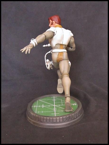 Capitaine Flam statue 13032409133616083611005103