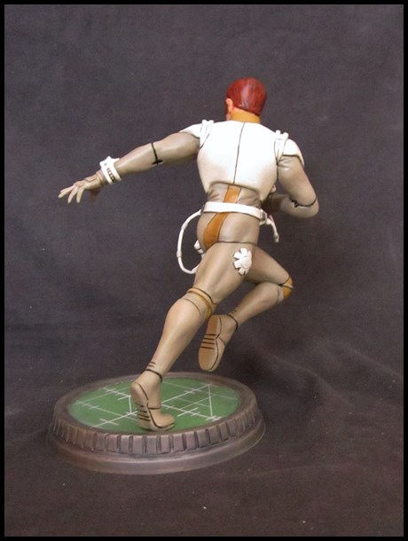 Capitaine Flam statue 13032409133616083611005104