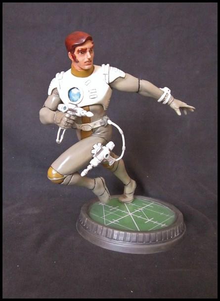 Capitaine Flam statue 13032409133616083611005105