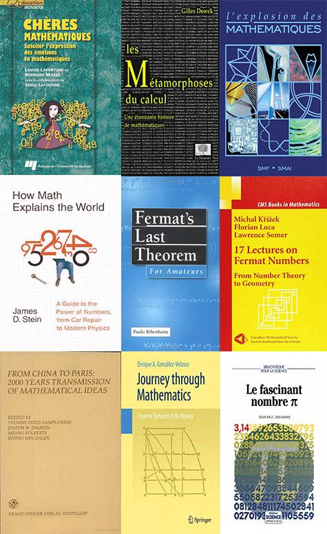 [Multi]  Voyage en terres mathématiques, Fr-En, 27 fichiers