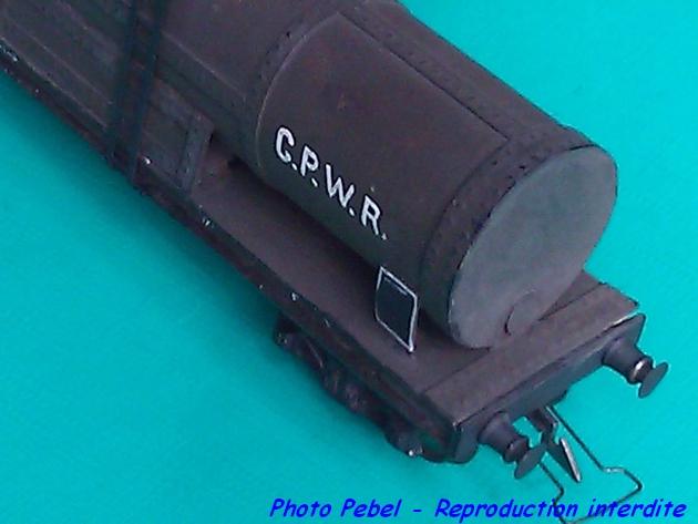 wagons citernes à bogies maquette 1303260828018789711016423