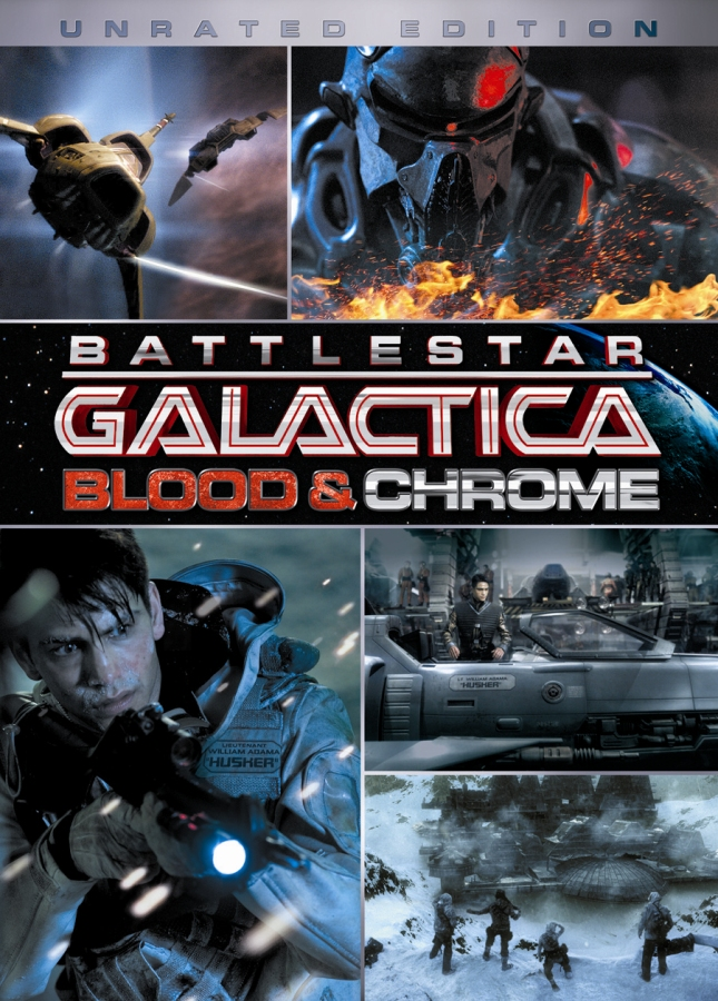 Battlestar Galactica : Blood & Chrome |VOSTFR| [DVDRiP]