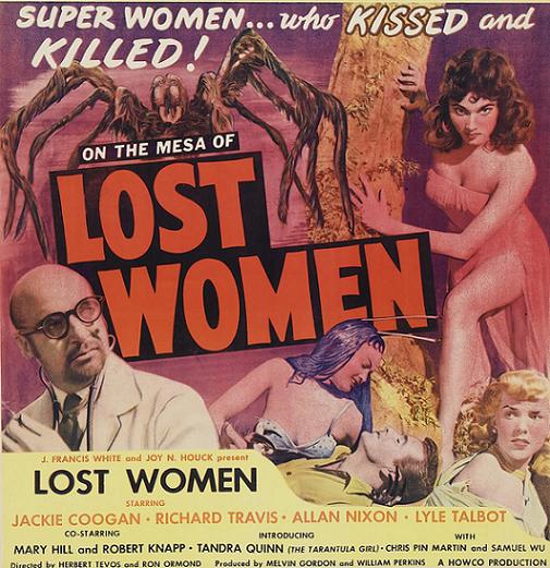 DRIVE-IN : MESA OF LOST WOMEN dans Cinéma bis 13033007363615263611027496