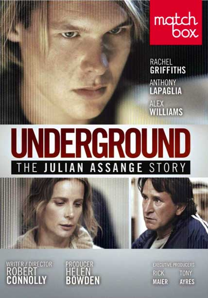 Underground The Julian Assange Story  TRUEFRENCH  [DVDRIP]