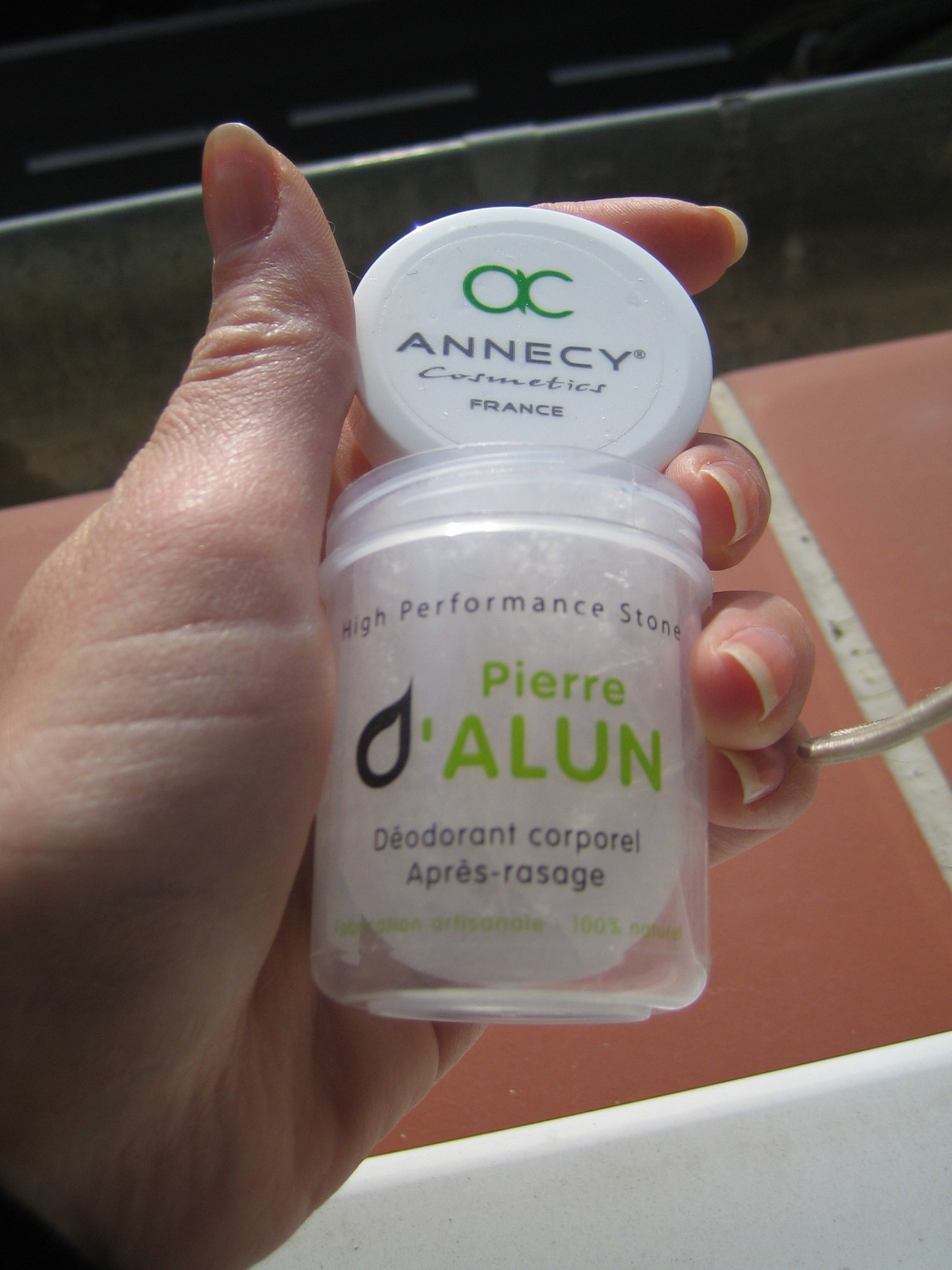 Annecy Cosmetics - pierre d'alun
