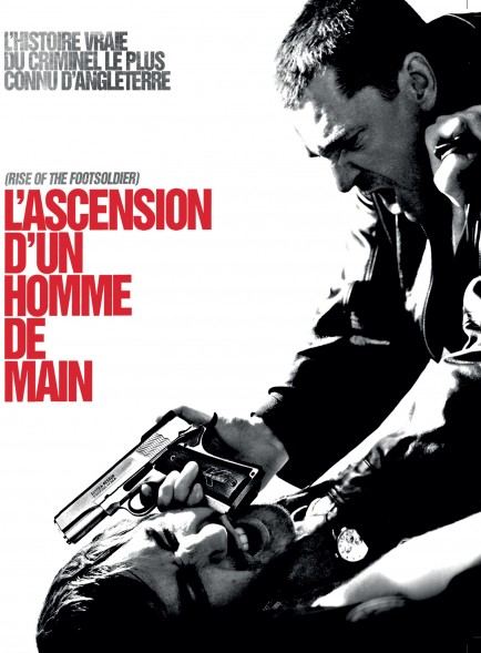 L'ascension d'un homme de main affiche