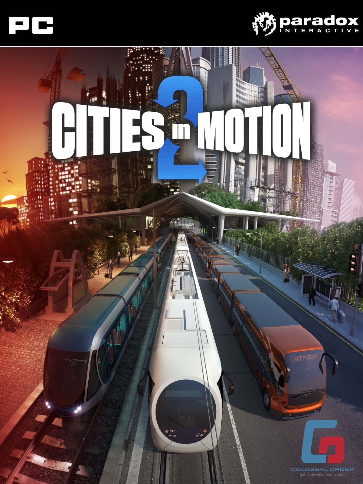 Cities in Motion 2 Poster