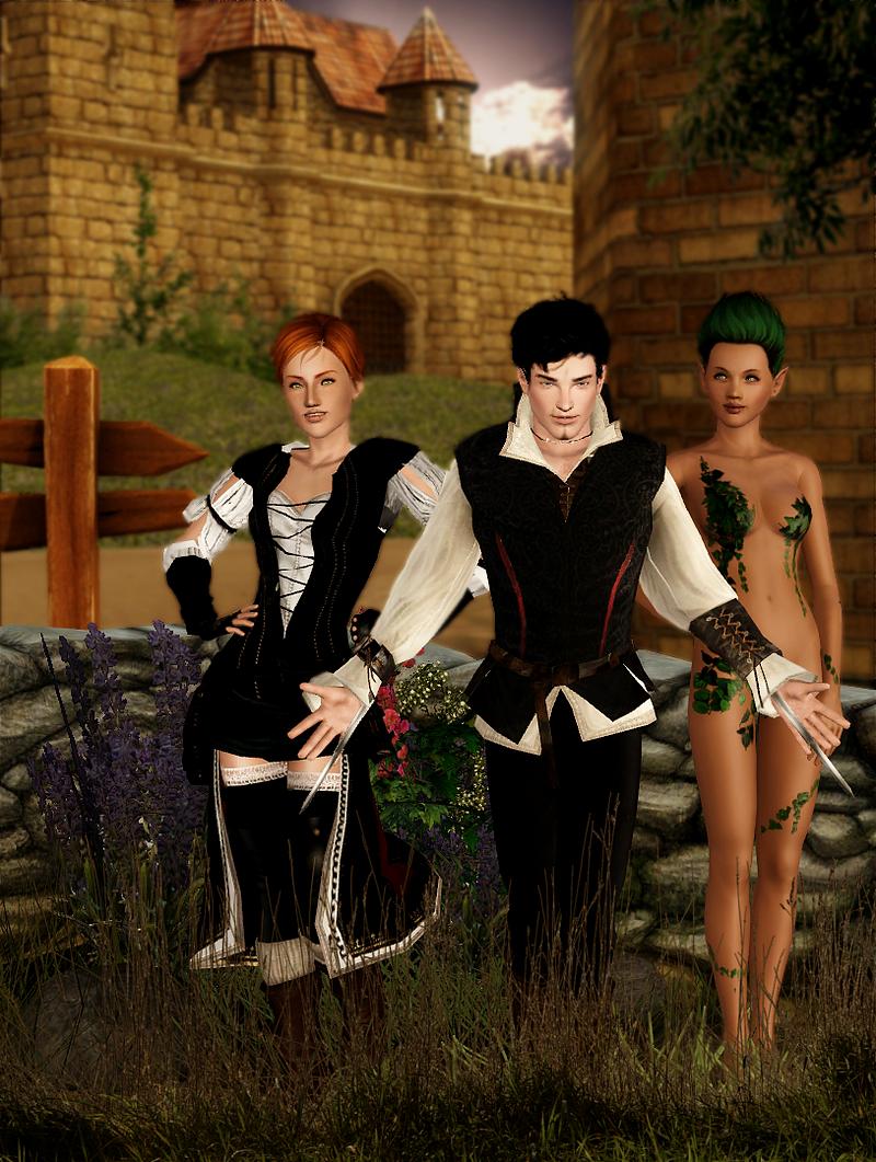 Le trio bis