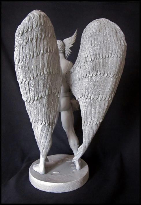Hawkman statue 1/4  13040508052116083611051971