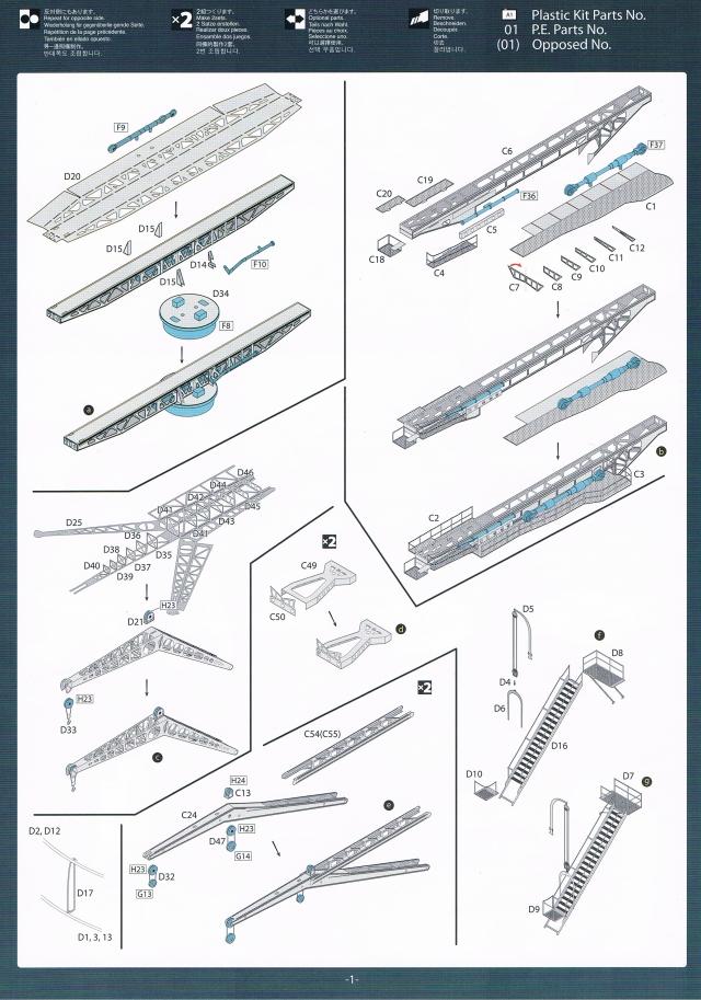 montage du USS ARIZONA AU 1/200 par Raphael 1304061003244922011052937