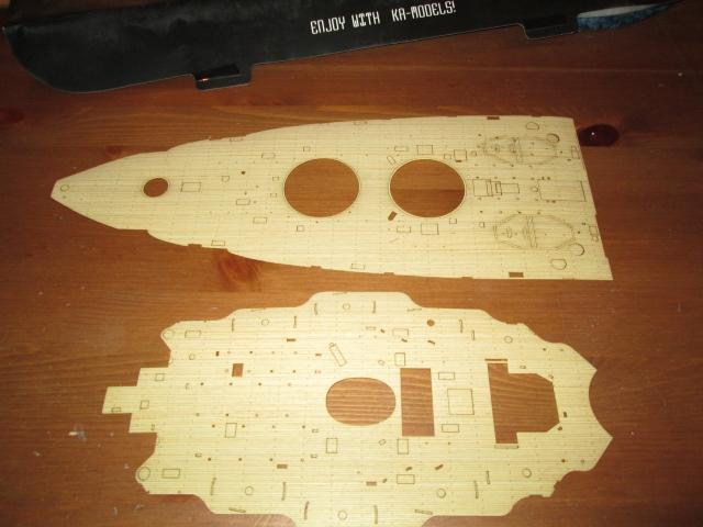 montage du USS ARIZONA AU 1/200 par Raphael 1304061008524922011052954