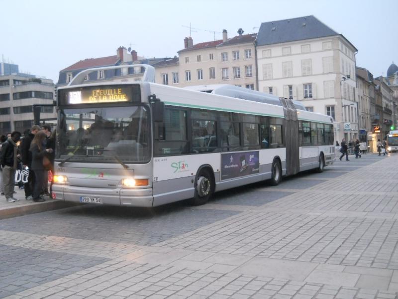 Heuliez GX417 n°531