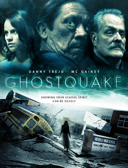 Ghostquake, la secte oubliée affiche