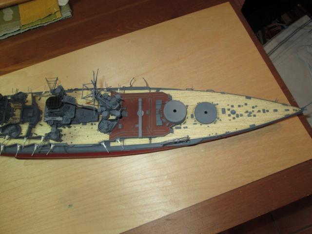 Nagato version 1941 au 1/350 par Raphael (Hasegawa) - Page 5 1304070112034922011057574