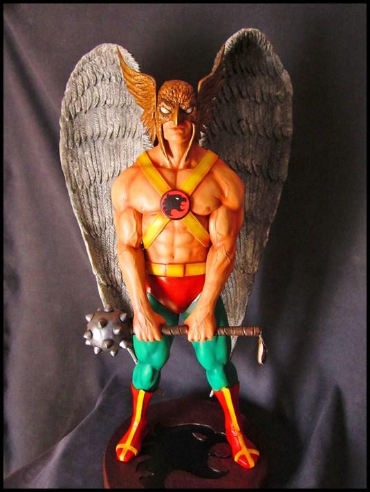 Hawkman statue 1/4  13040705051816083611058468