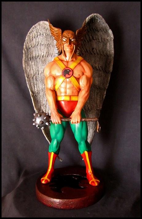 Hawkman statue 1/4  13040705051816083611058469