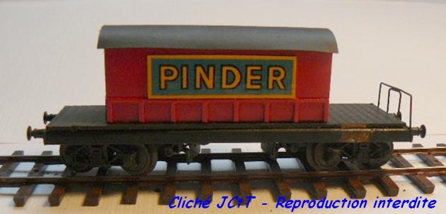 Wagons plats à bogies maquette et semi maquette chargés 1304080215598789711062177