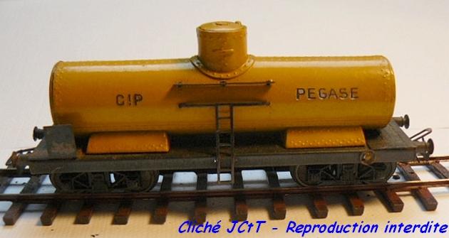 wagons citernes à bogies maquette 1304080305118789711062311