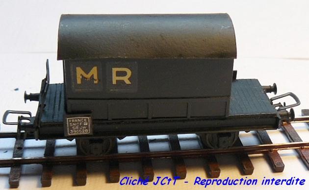 Wagons plats 2 ess maquette et semi maquette chargés par ordre alphabetique 1304080305138789711062314