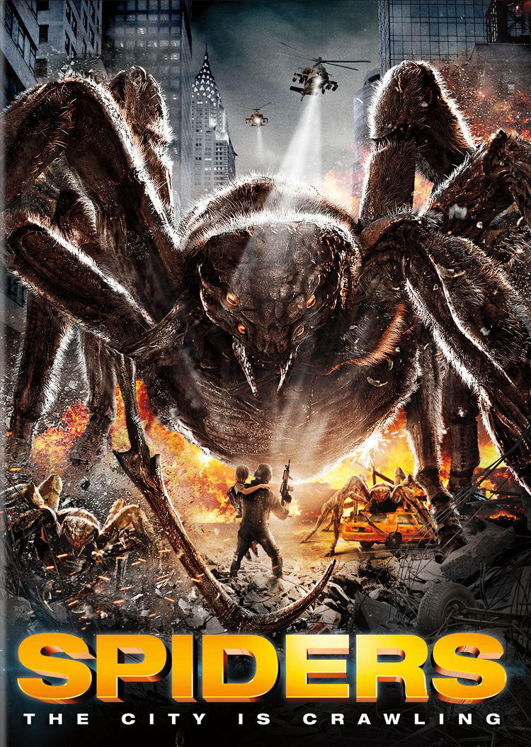 Spiders |FRENCH| [DVDRiP]