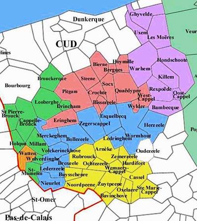 Onze nieuwe intercommunales en de stedelijke gemeenschap van Duinkerke 13040909143314196111067863