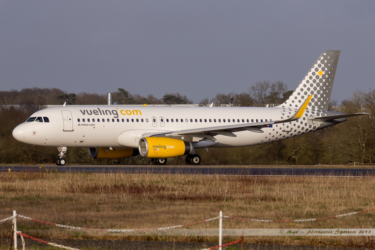 [09/04/2013] Airbus A320-232SL (EC-LUO) Vueling : Sharklets !!!!!!! 13041001015115922511068281