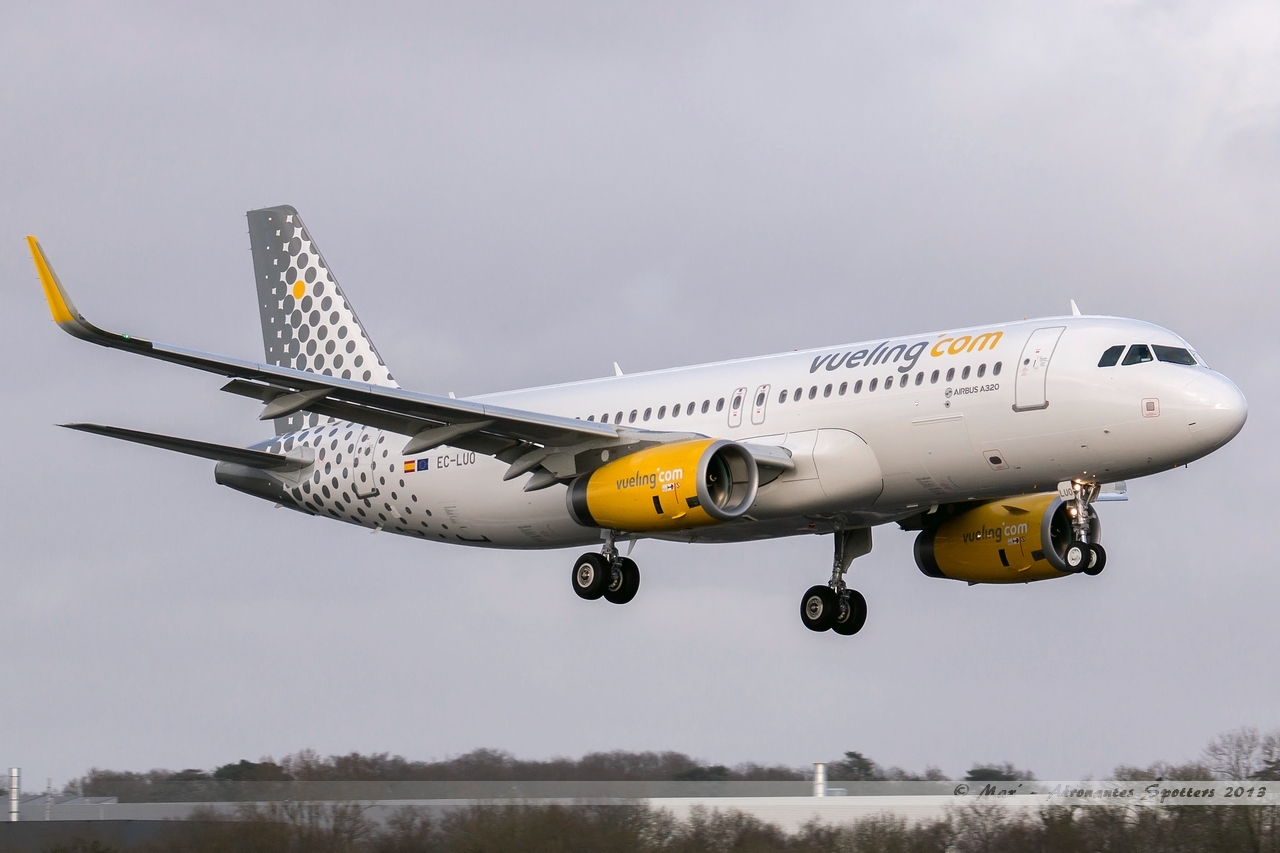 [09/04/2013] Airbus A320-232SL (EC-LUO) Vueling : Sharklets !!!!!!! 13041001202515922511068334