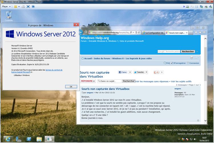 VM-Server2012