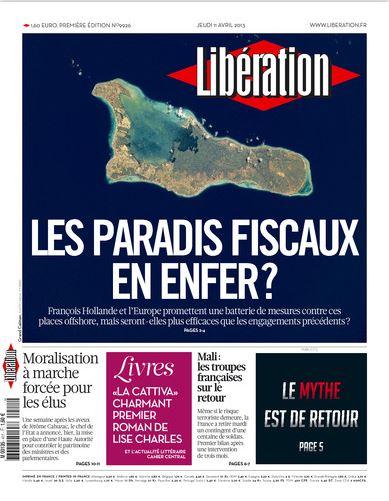 Libération Jeudi 11 avril 2013