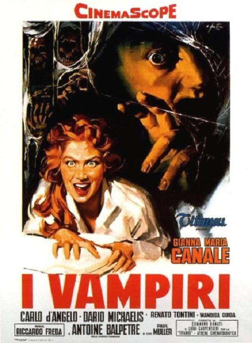 LES VAMPIRES (1957) dans Cinéma bis 13041108265315263611071826