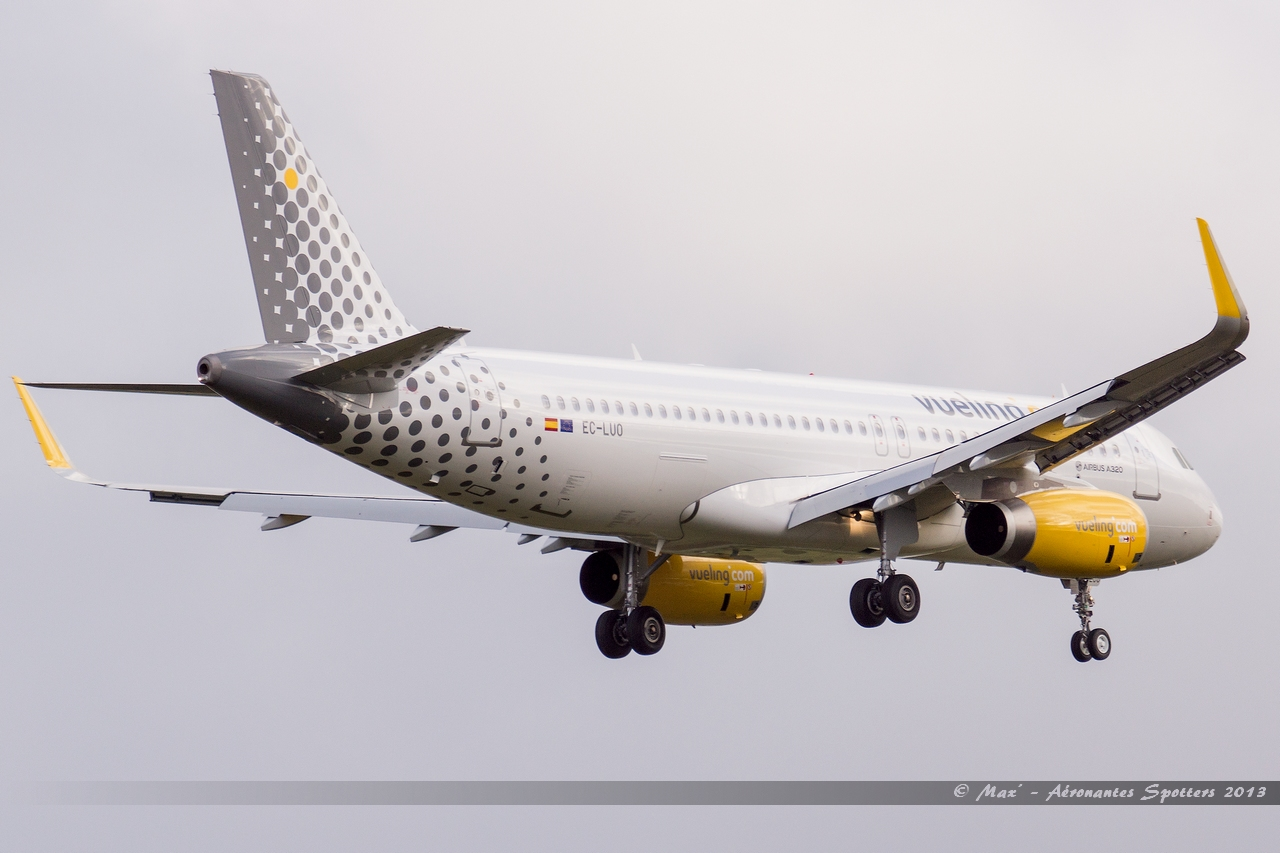 [09/04/2013] Airbus A320-232SL (EC-LUO) Vueling : Sharklets !!!!!!! 13041108584916280011075124