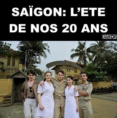 Saïgon, l'été de nos 20 ans TVRIP