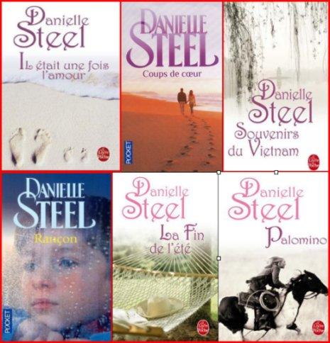 Danielle STEEL Romans