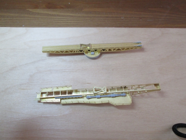 montage du USS ARIZONA AU 1/200 par Raphael 1304140638524922011085323