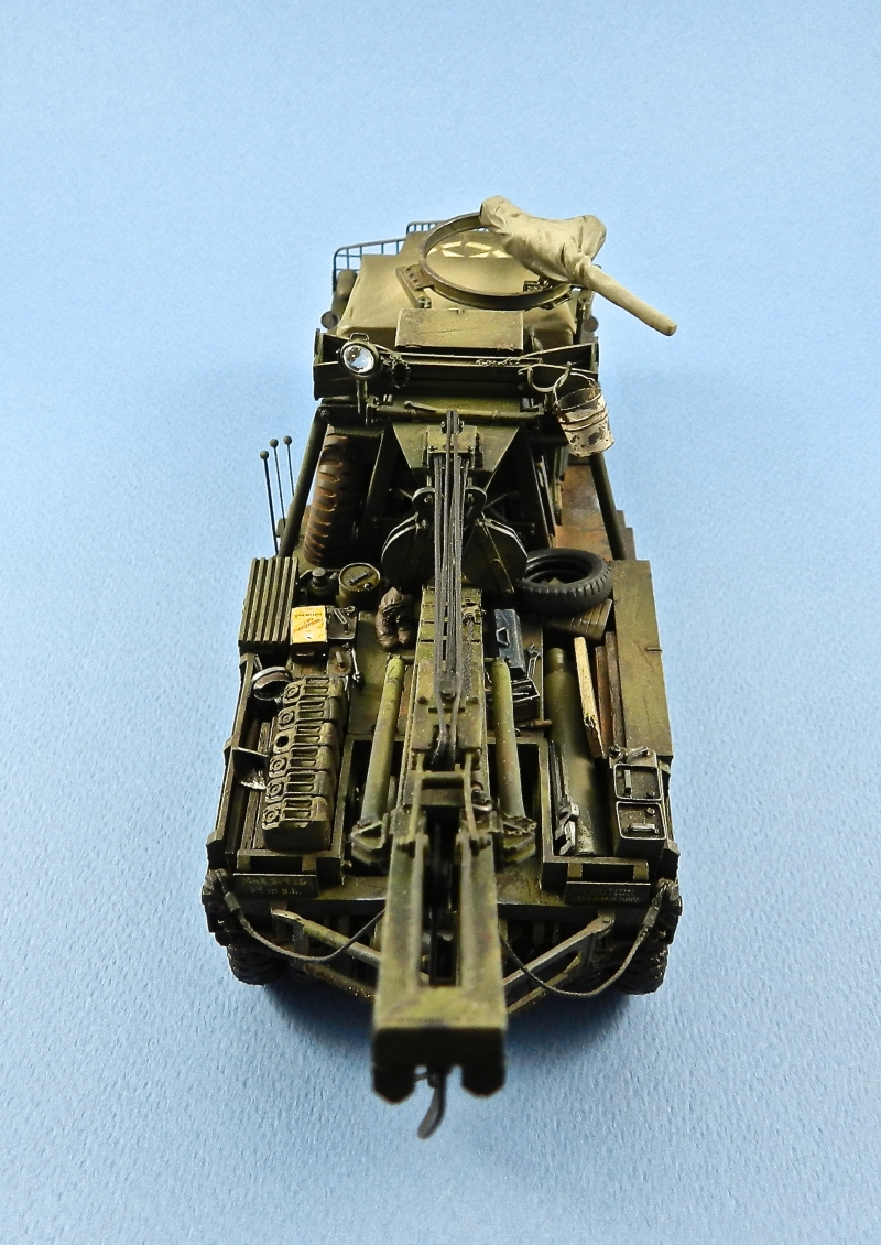 WARD LA FRANCE 1/35 ACCURATE ARMOUR  13041612390615063811091237