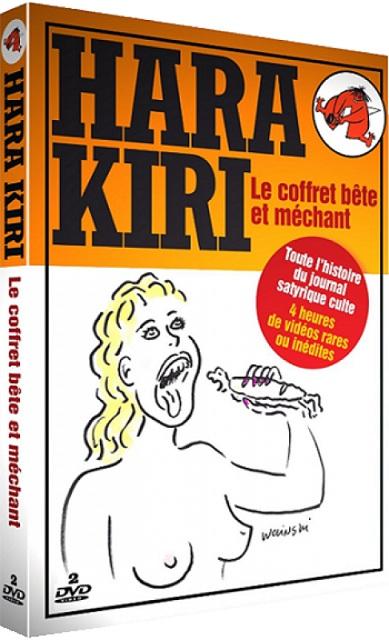 Hara Kiri Le Coffret Bête et Méchant