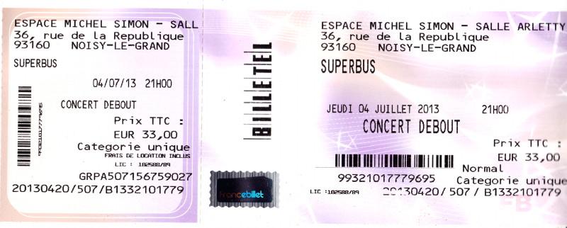 """Les concerts et nouveaux albums de 2013 (par """"FG"""") 13042005405115789311105351"""