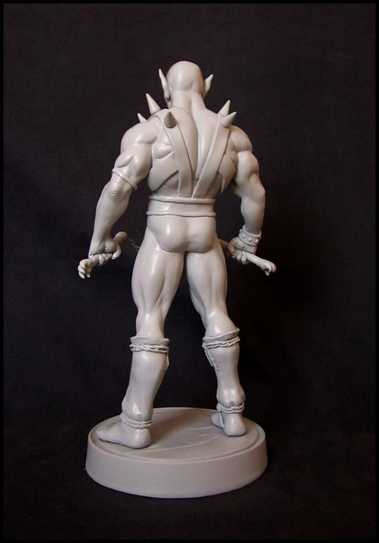 Thundercats Panthro statue 13042008413616083611106255