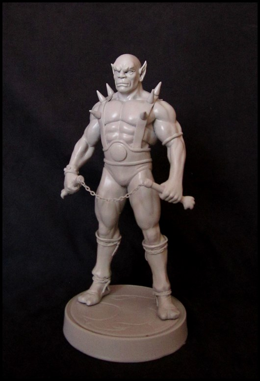 Thundercats Panthro statue 13042008413616083611106259
