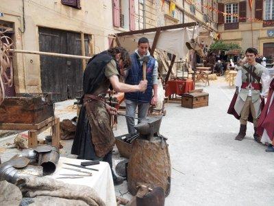 Foire  du Roy René- Peyrolles en Provence 1304211000097608111110192