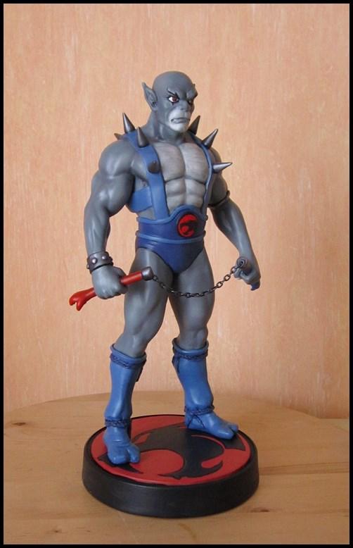 Thundercats Panthro statue 13042207115016083611113063