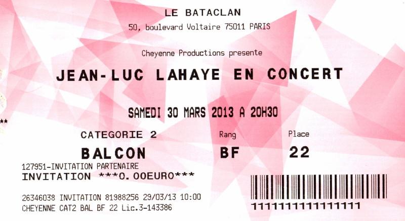 """Les concerts et nouveaux albums de 2013 (par """"FG"""") 13042211392115789311111546"""