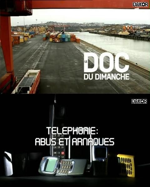 [Multi] Téléphonie: abus et arnaques  [TVRip]