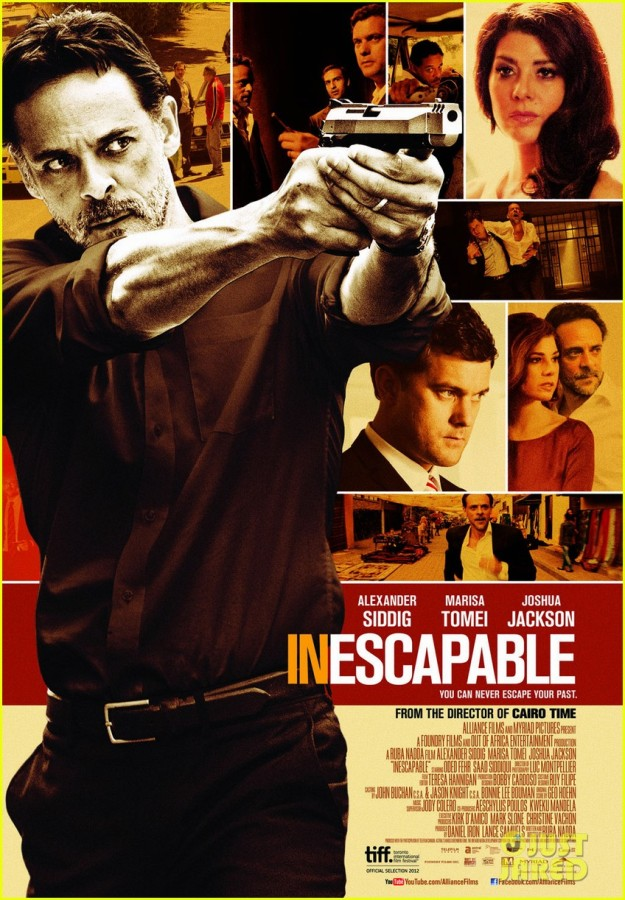 Inescapable |VOSTFR| [DVDRiP]